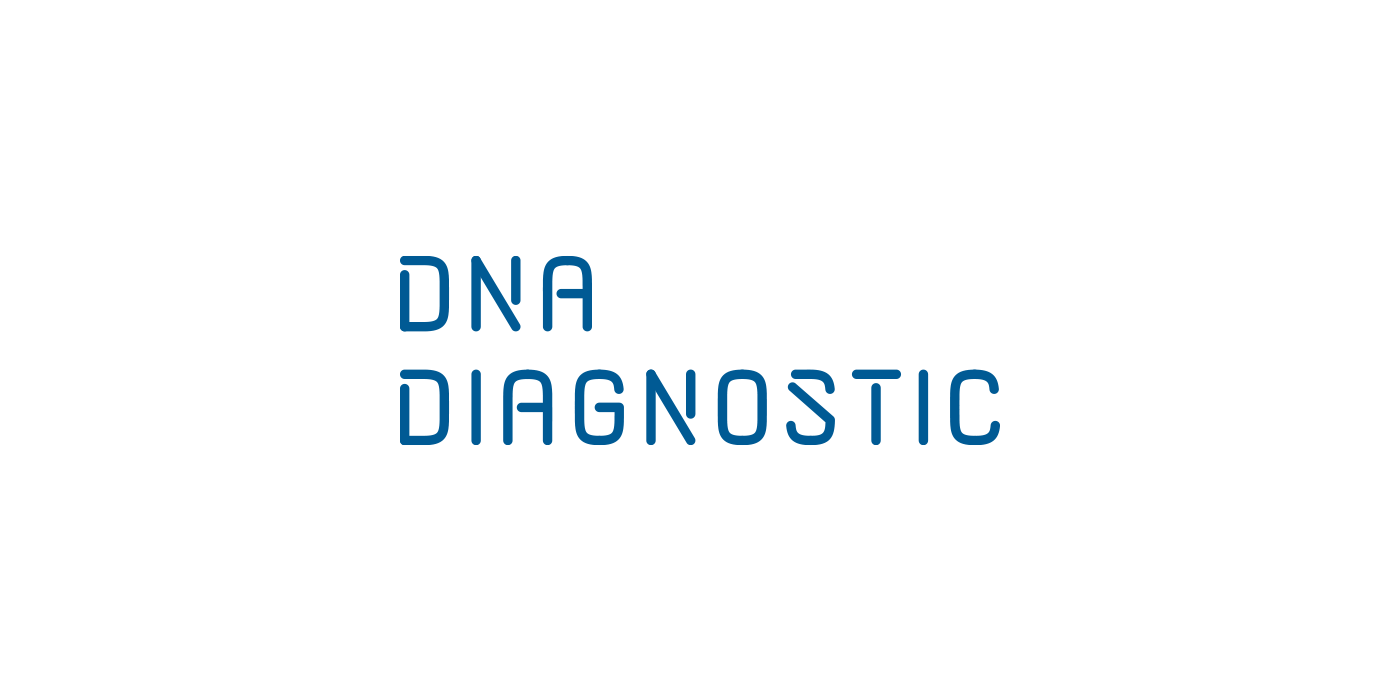 DNA Diagnostic blue logo